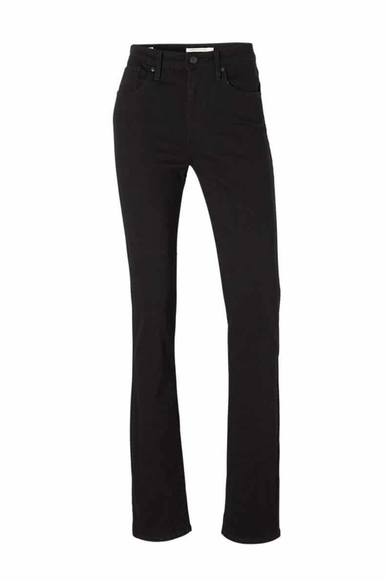LEVI'S 724 BLACK- 1888300060