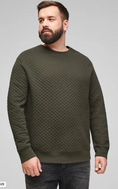 Redlabel Sweater Groen