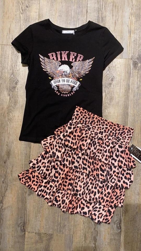 Rok Leopard Roze