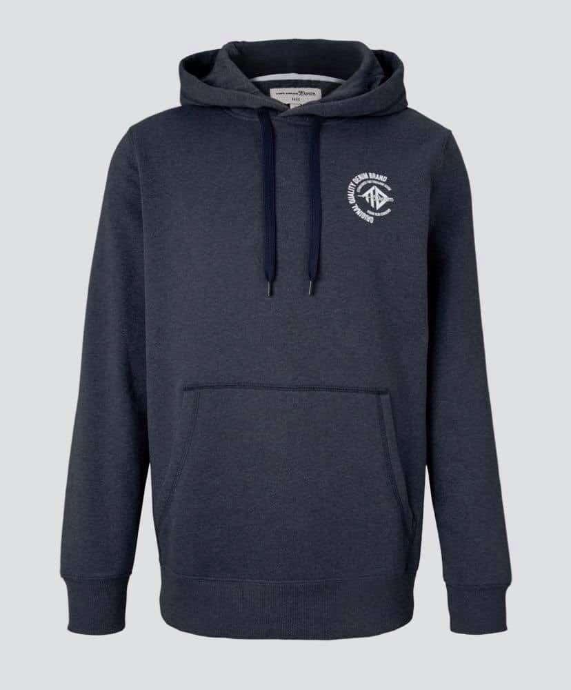 Tom Tailor hoodie Indigo 1010194