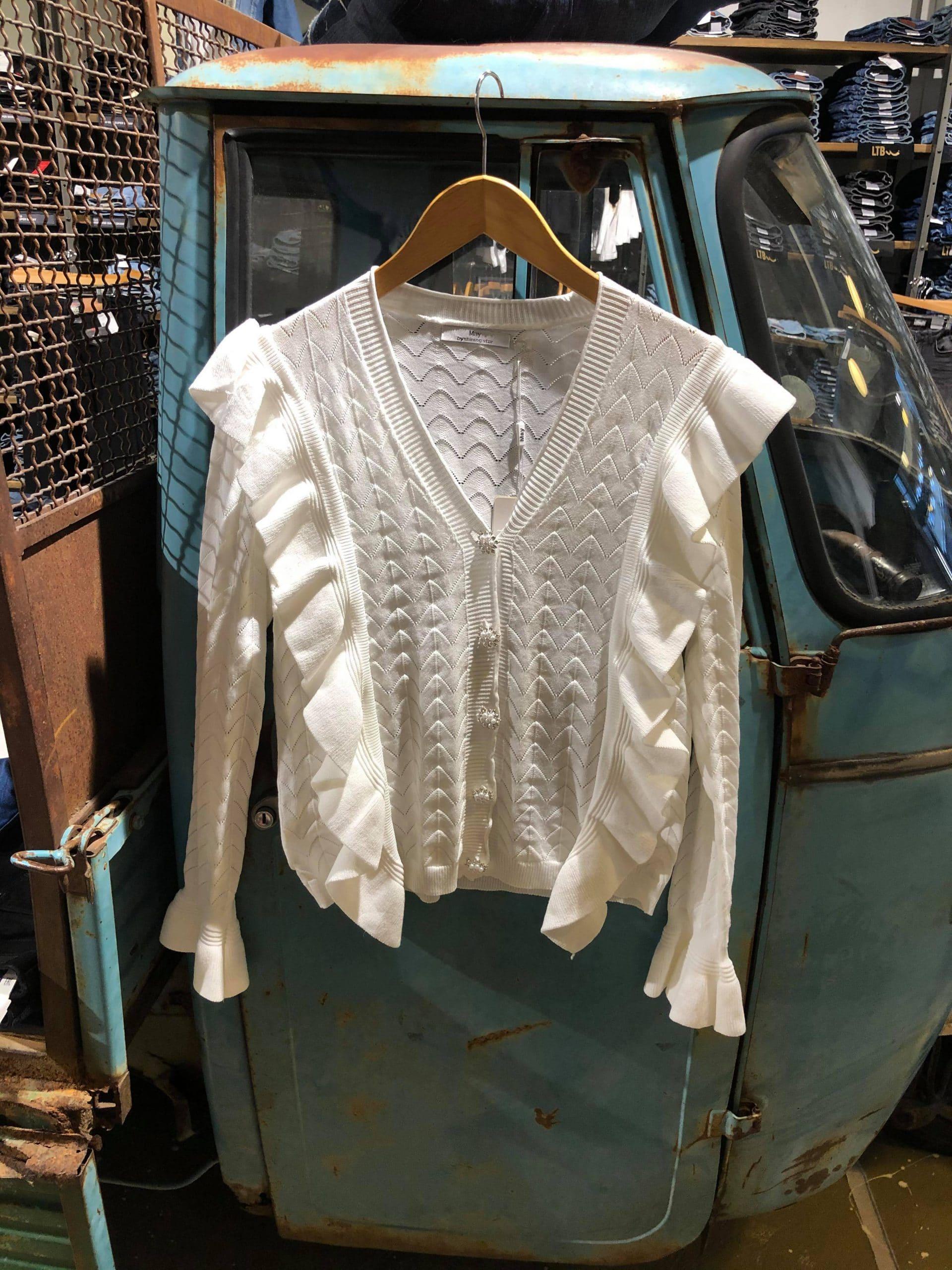 Vest MCY02886 Wit