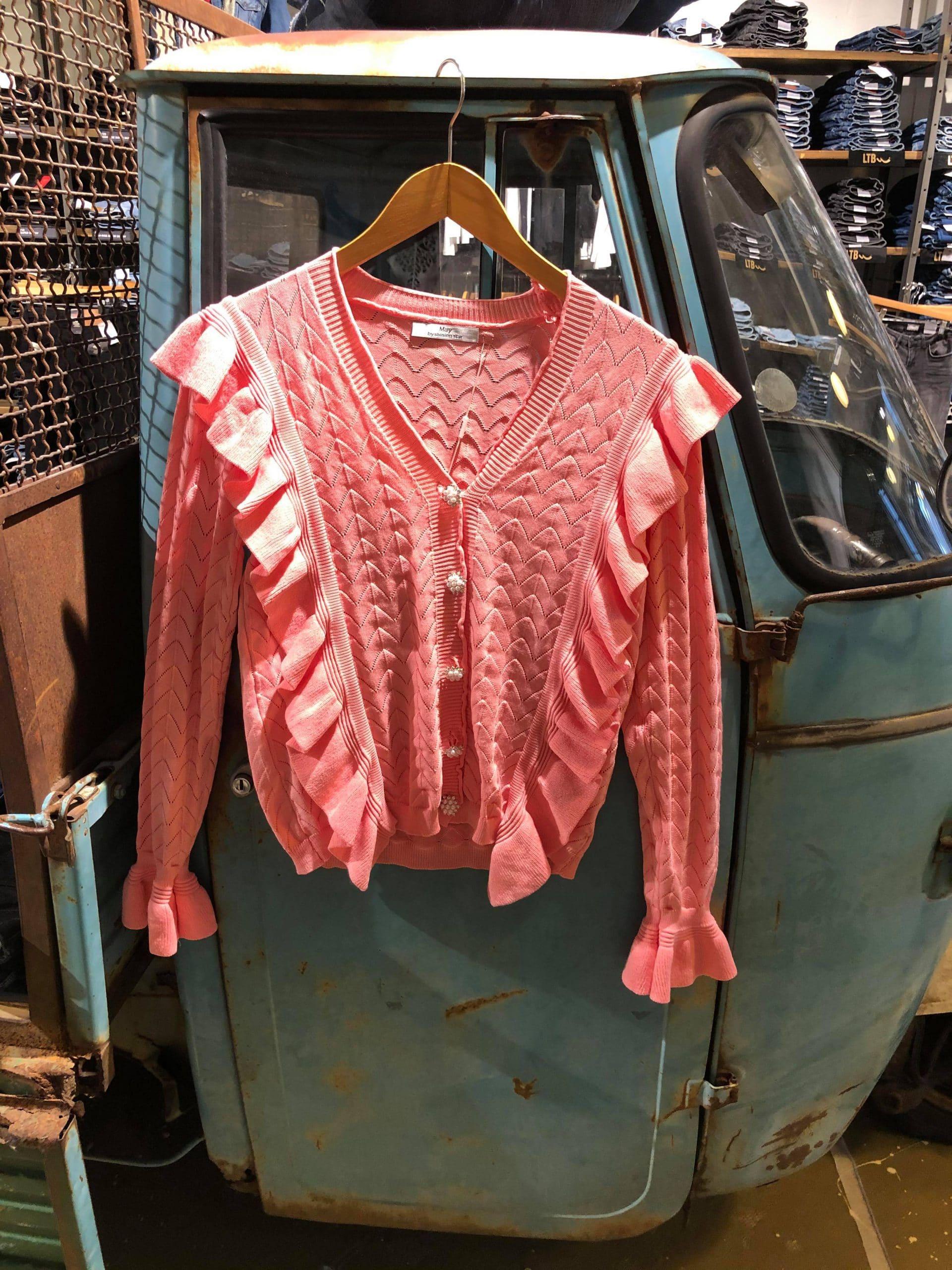 Vest MCY02886 VEST Roze