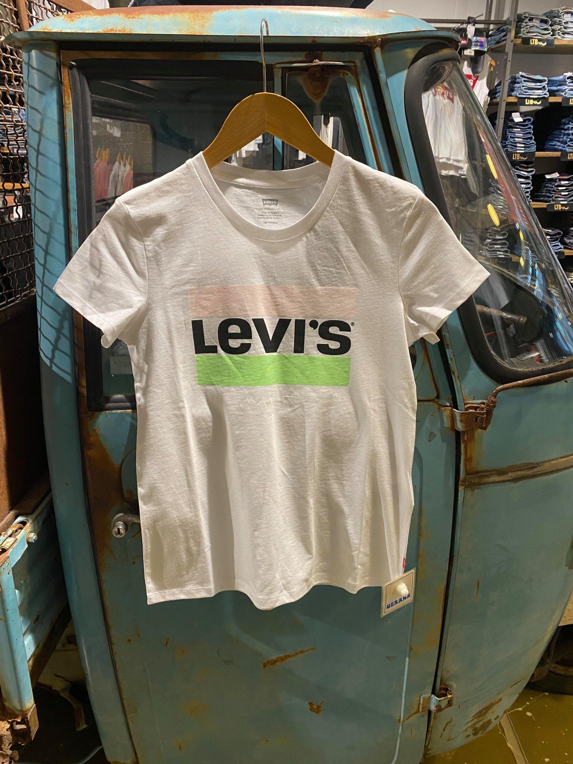 LEVI'S – 1736914990 – WHITE