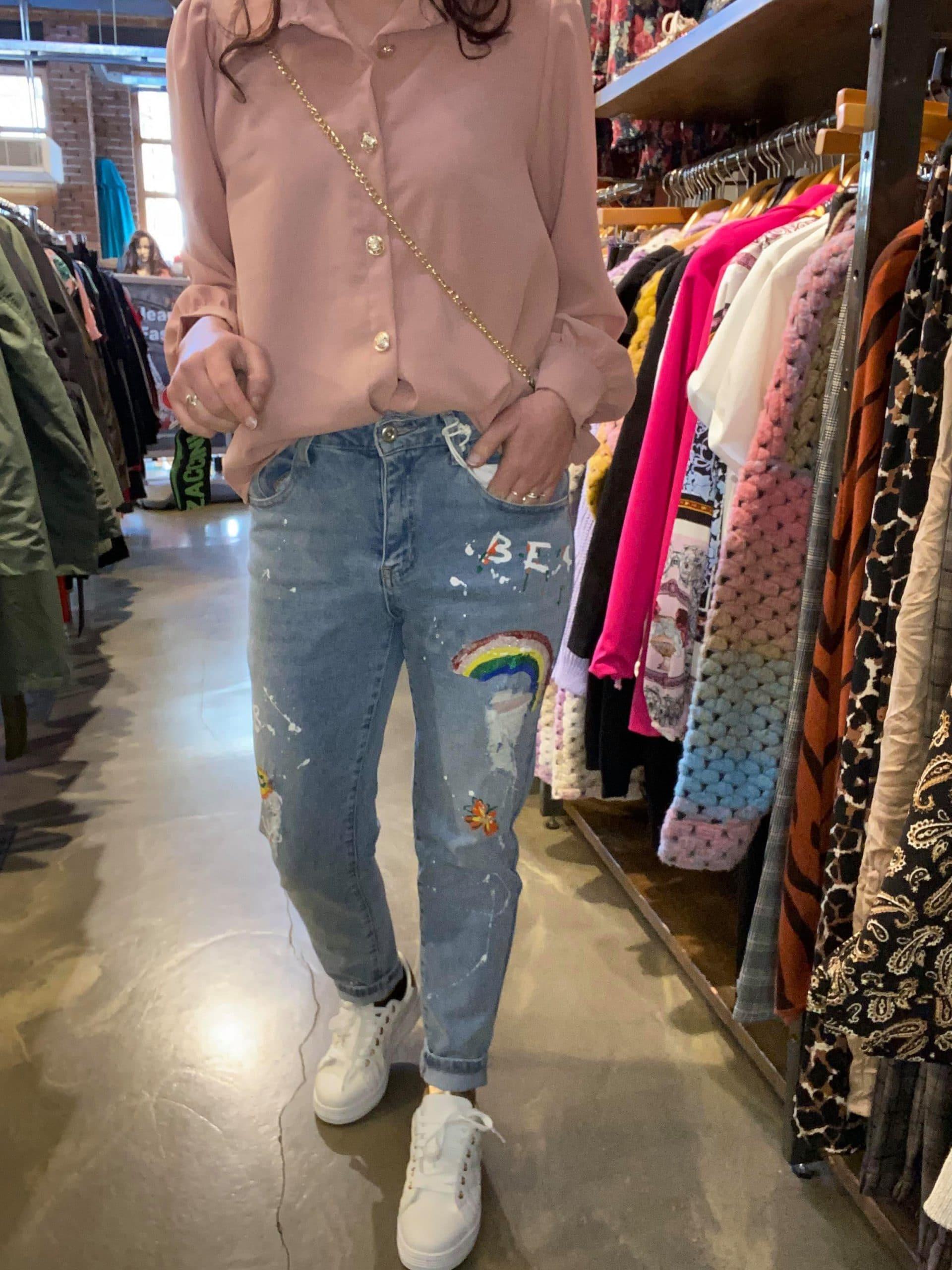 Mom jeans PSA3191
