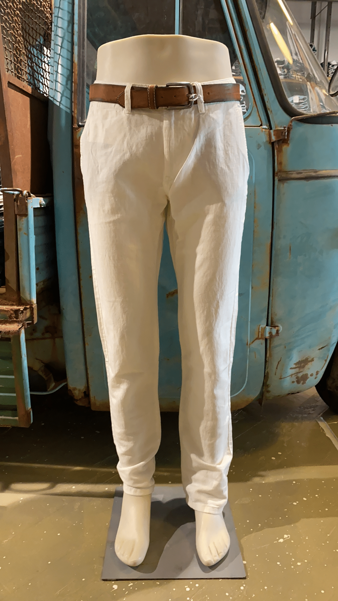 TOM TAILOR – 1025032 –  WHITE