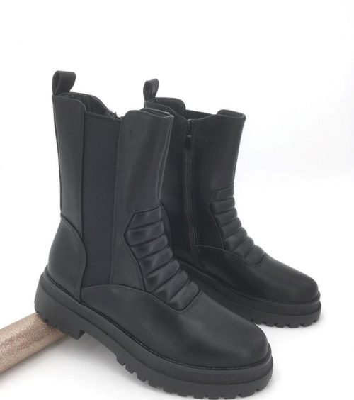 A738 BOOT – BLACK